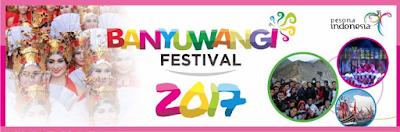Jadwal Banyuwangi Festival Bulan September 2017 (LENGKAP)