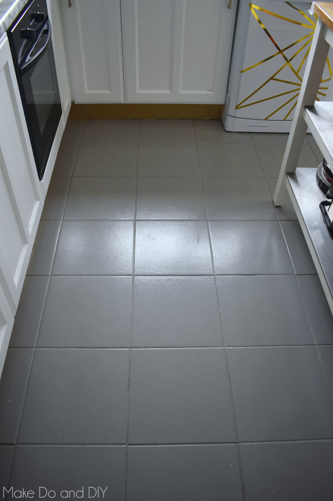 How To Paint Tile Floors Thefloors Co