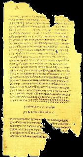 Nag Hammadi Gospel of Philip