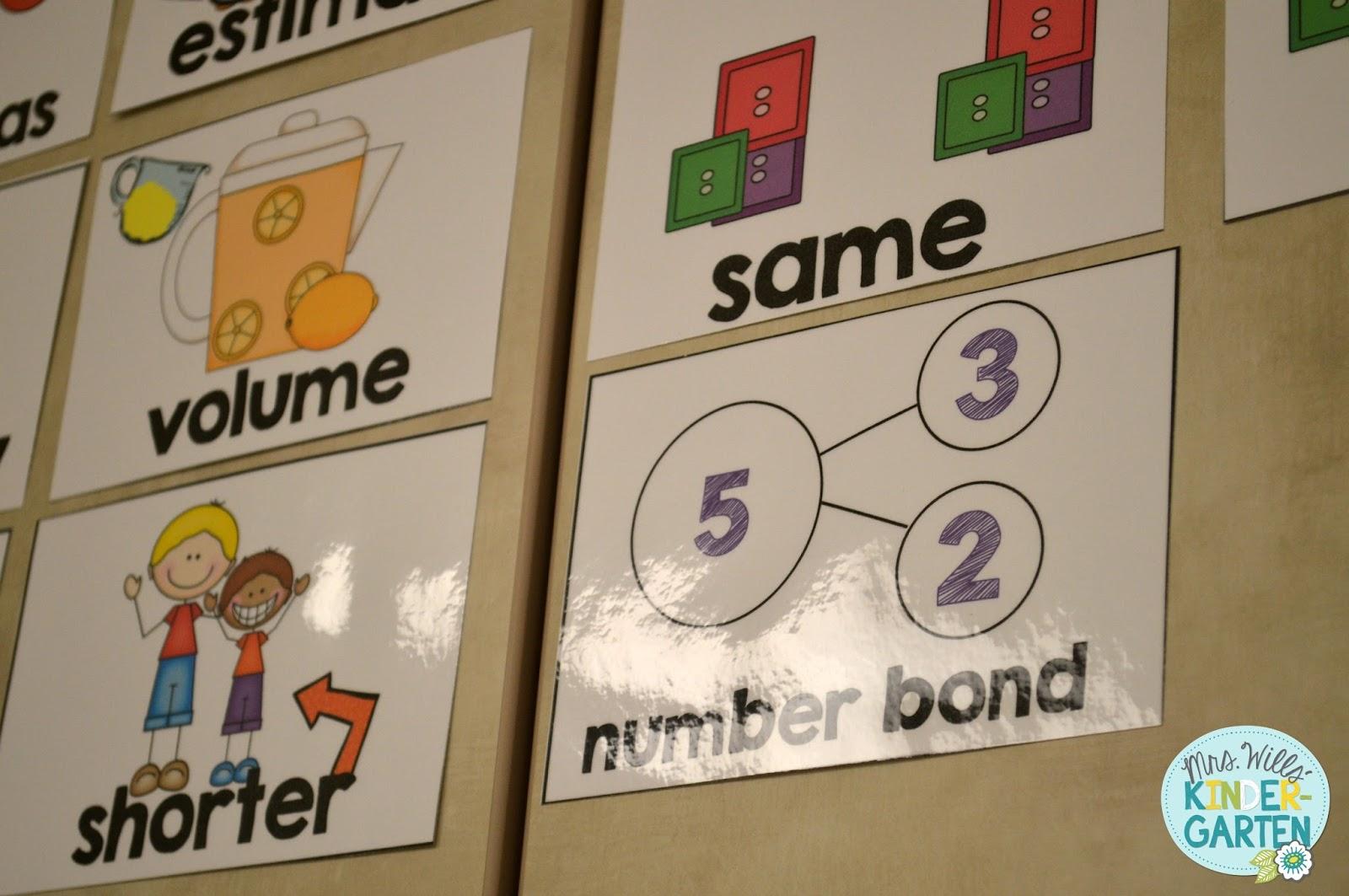 Mrs Wills Kindergarten Kindergarten Math Workshop
