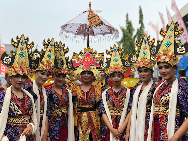 Lampung Culture and Tapis Festival 2018