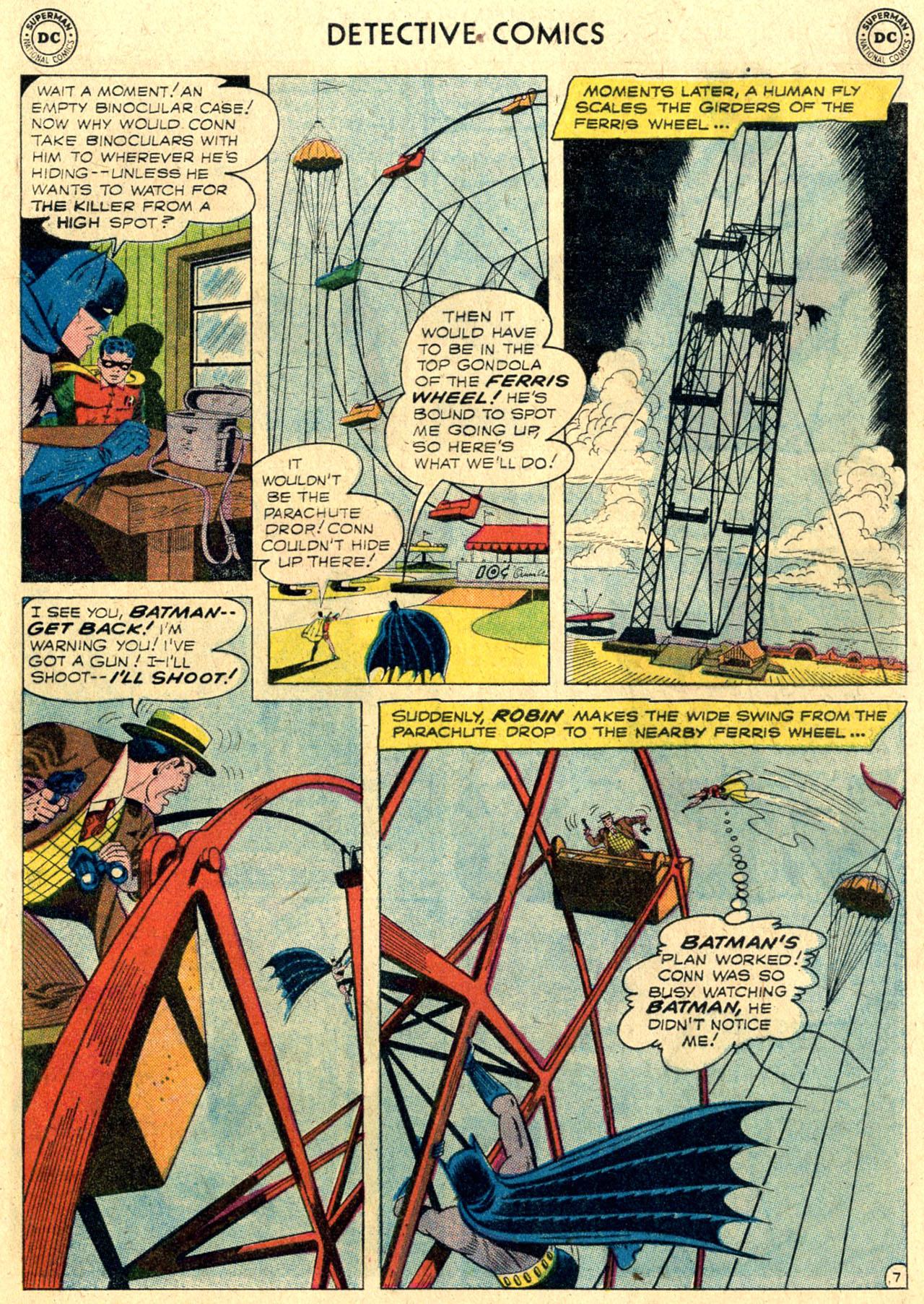 Detective Comics (1937) 264 Page 8
