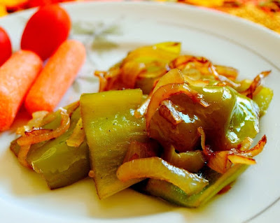 Pimenta-Doce Acebolada (vegana)