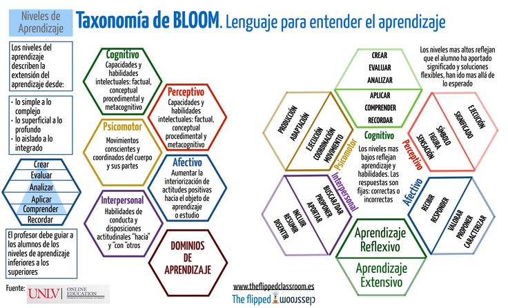 TAXONOMIA DE BLOOM 2008 PDF DOWNLOAD