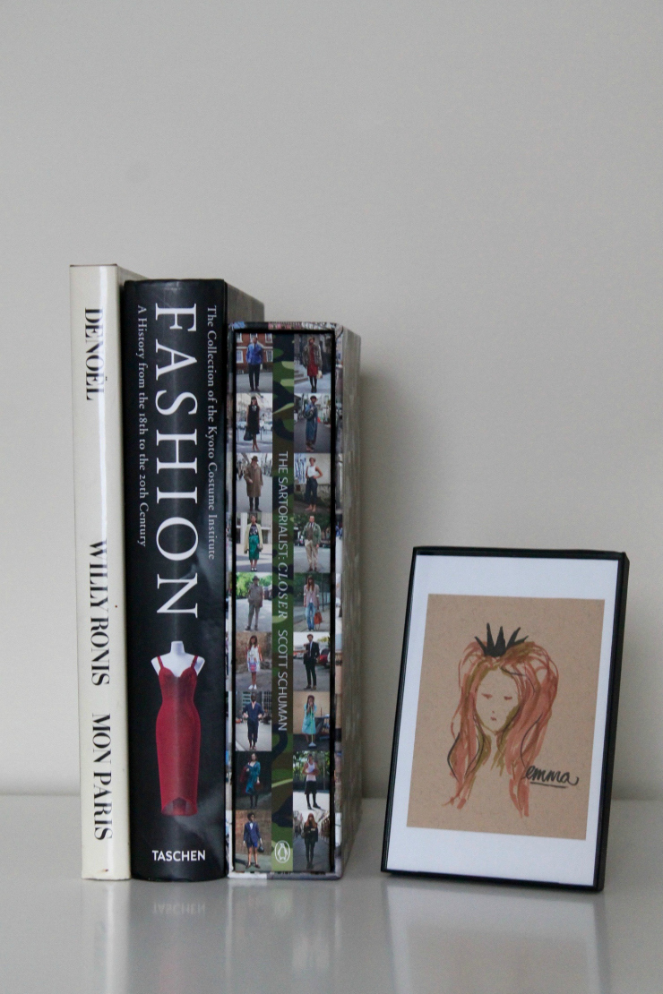 [Coffee Table Books for the Fashion Blogger]