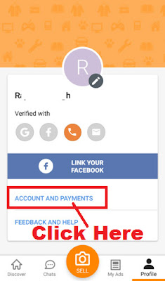 how can i deactivate my olx account