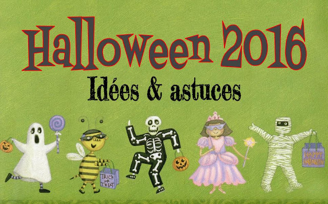 Parade d'Halloween, Décoration et bricolage