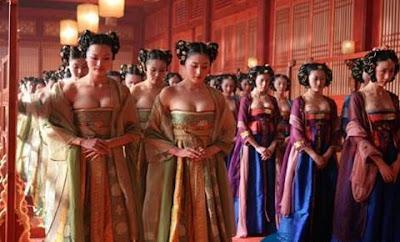 Tìm hiểu việc học kỹ xảo phòng the của hoang đế Trung Quốc