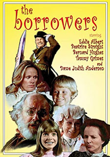 Portada película Los Inquilinos - The Borrowers
