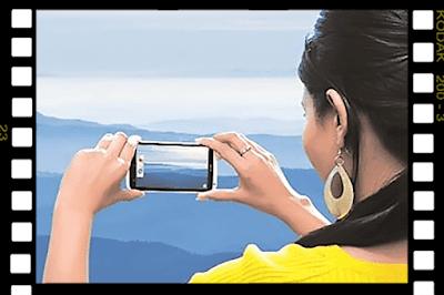 Tips langkah langkah cara merekam video dengan kamera handphone