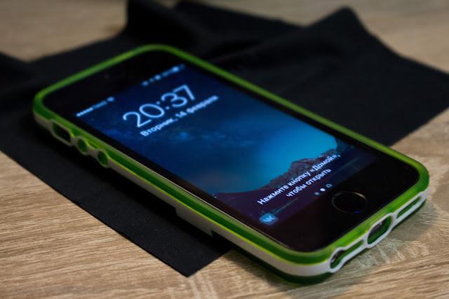 Apple iPhone 5s в 2017 году