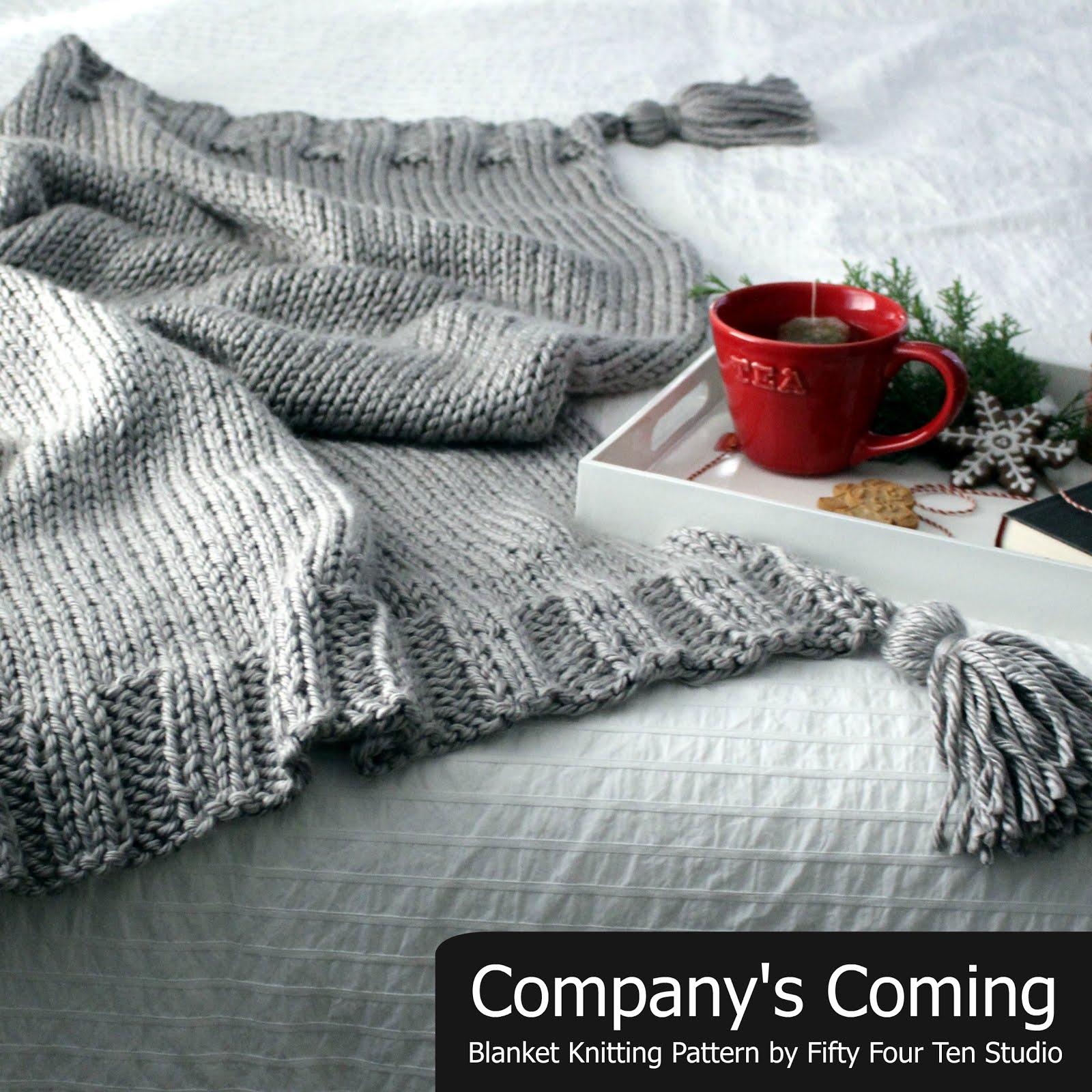 Company's Coming Blanket