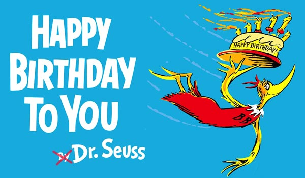 @ Home With The Sandbar Bungalow: Happy Birthday Dr. Suess