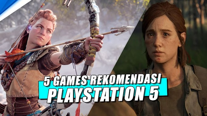 5 Game Rekomendasi yang Bisa Kamu Mainkan di PlayStation 5 Nanti