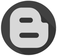 blogger blackout icon