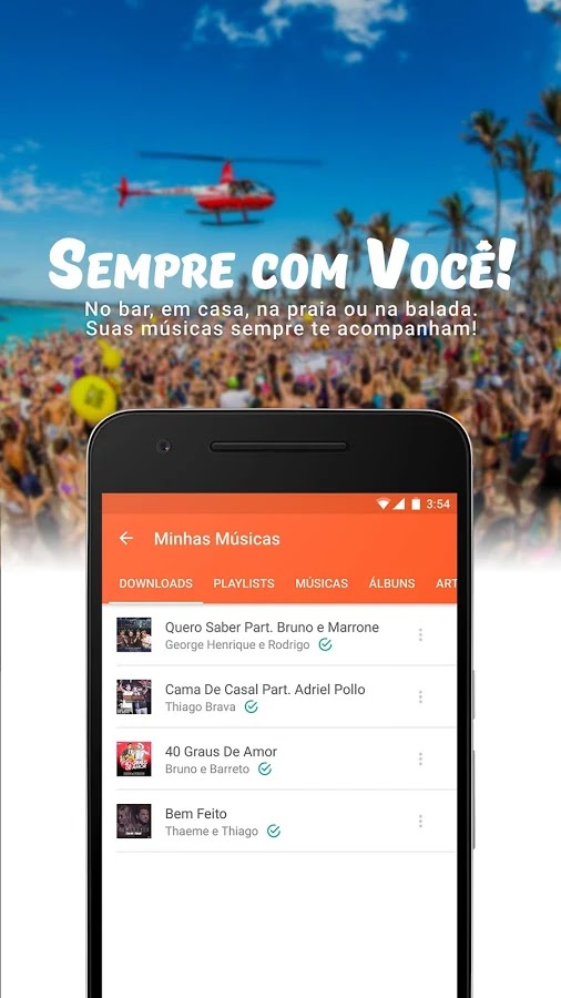 Sertanejo Mix Music Streaming ~ Apps do Android