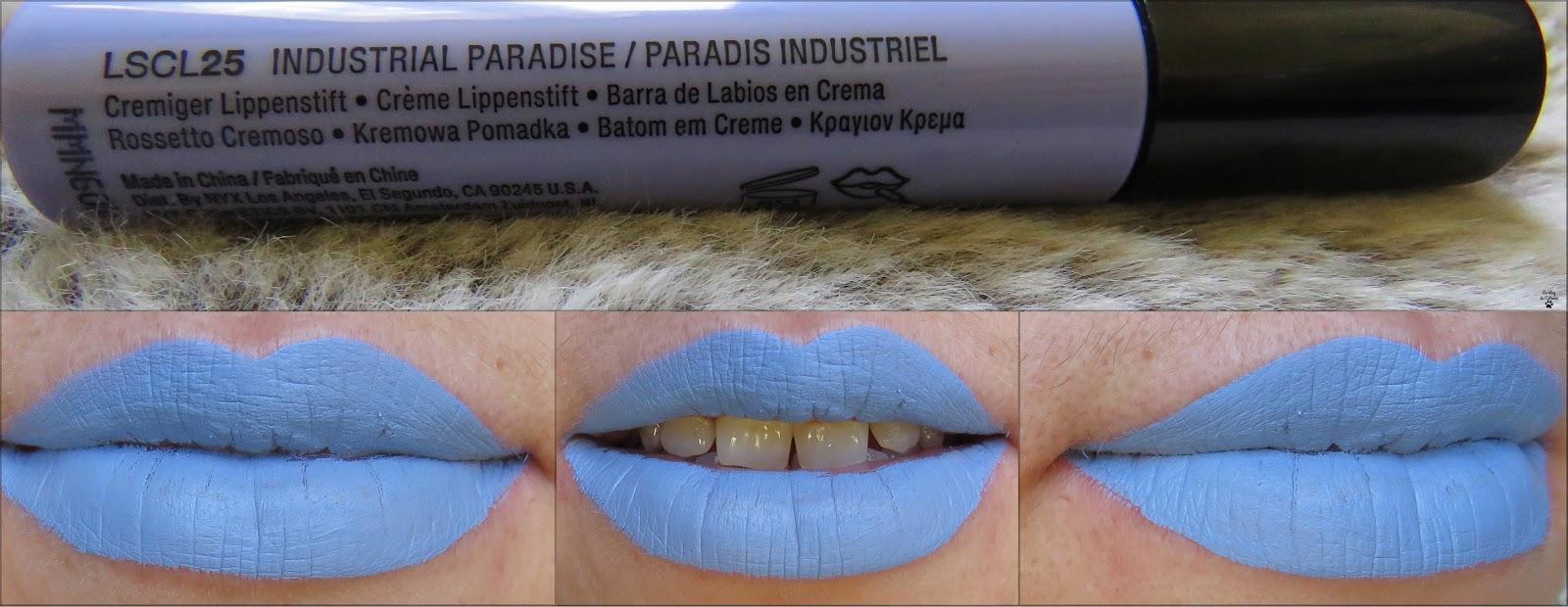 Industrial Paradise - Paradis industriel