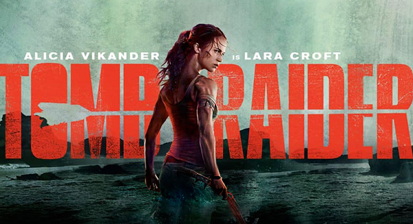 film maret 2018 tomb raider