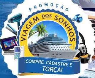 Cadastrar Promoção Start Viagem dos Sonhos Cruzeiro Prêmios Participar