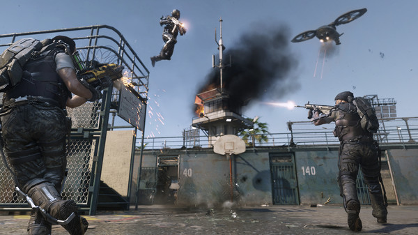 Call of Duty Advanced Warfare PC Game Play