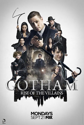 Gotham Temporada 2 HD 720p Latino