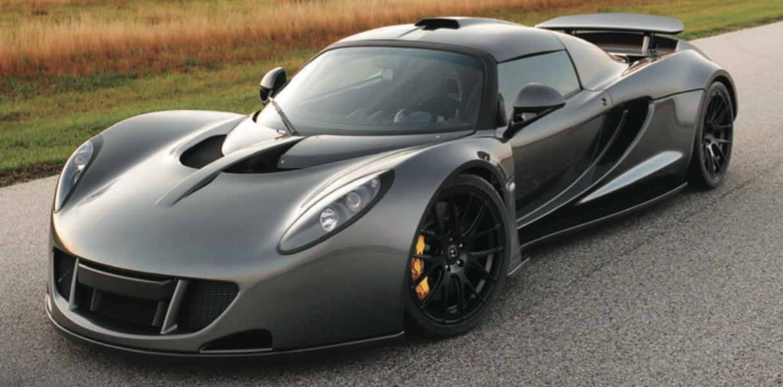 Gambar Mobil Hennessey Venom GT