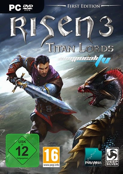 Risen 3 Titan Lords (Trilogia) PC Full Español