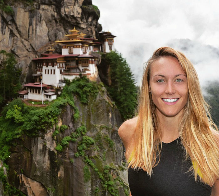 27-Year-Old Woman To Become First Female Ever To Visit Every Country On Earth - Her amazing journey is called Expedition196