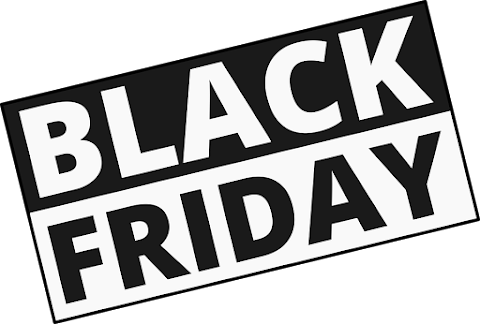 ¡Black Friday is coming!