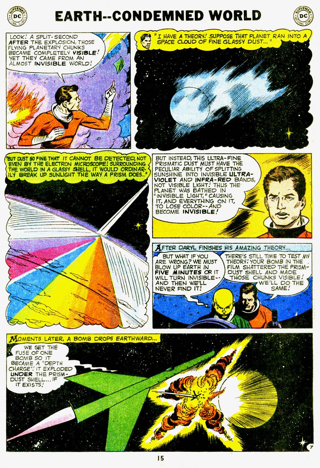 Strange Adventures (1950) issue 227 - Page 17