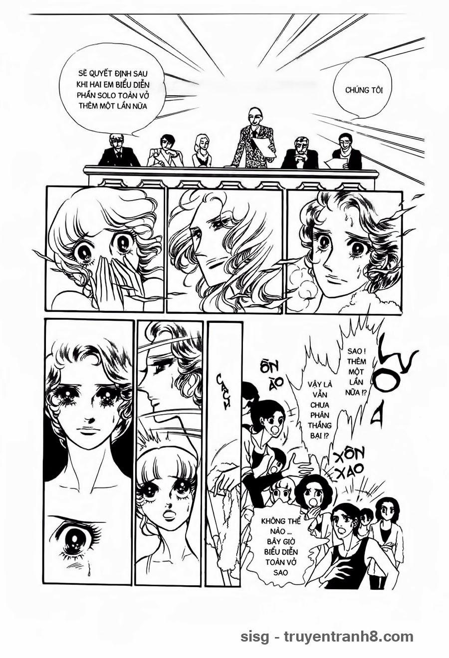 Swan - Vũ Khúc Thiên Nga Chap 12 - Next Chap 13