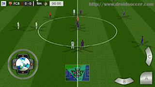 Download FTS Mod PES 2018 by ER Games Apk + Data Obb
