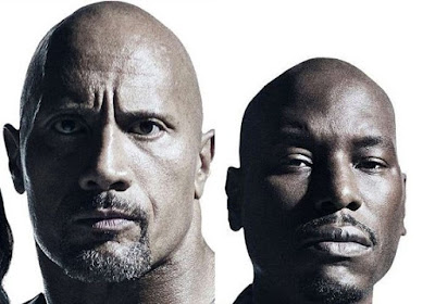 Tyrese Gibson and Dwayne Johnson Share a reconcile Photo with Vin