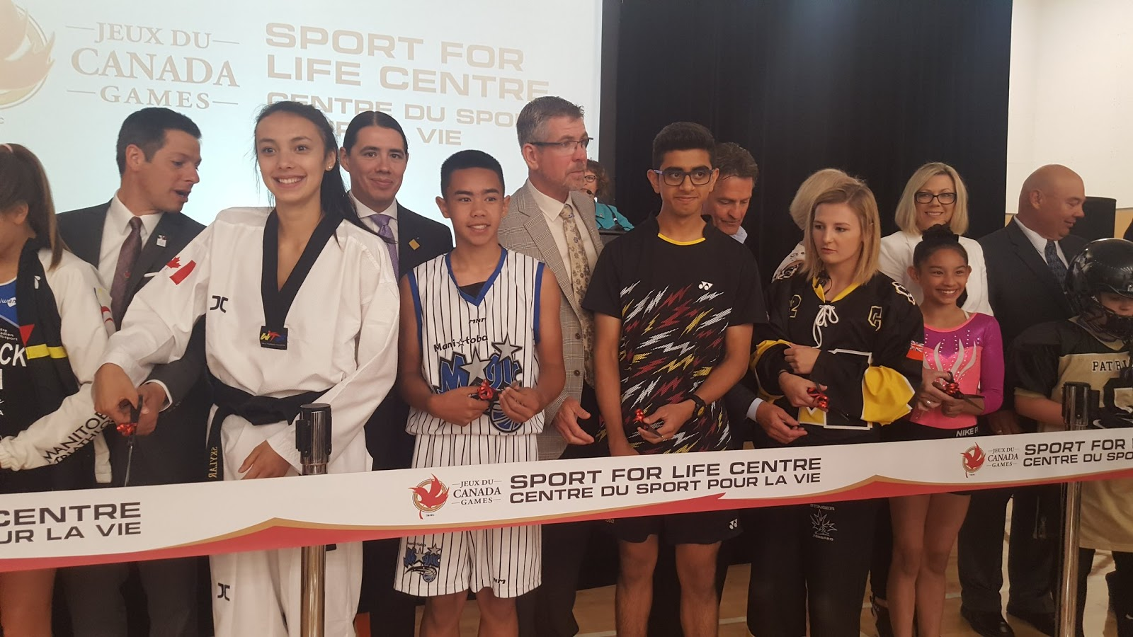Sport Manitoba Opens Phase 2 of the Canada Games Sport for Life Centre –  The Qualico Training Centre