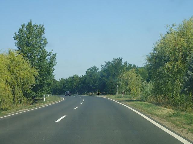 Droga przez Węgry