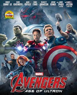 Los Vengadores: La Era de Ultron [2015] [DVD5] [Latino] [NTSC/R1]