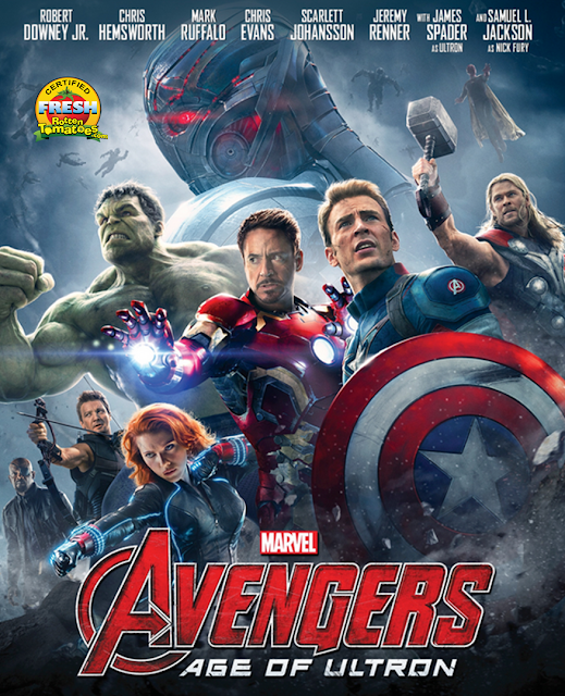Avengers: Age of Ultron [DVD9] [Latino]