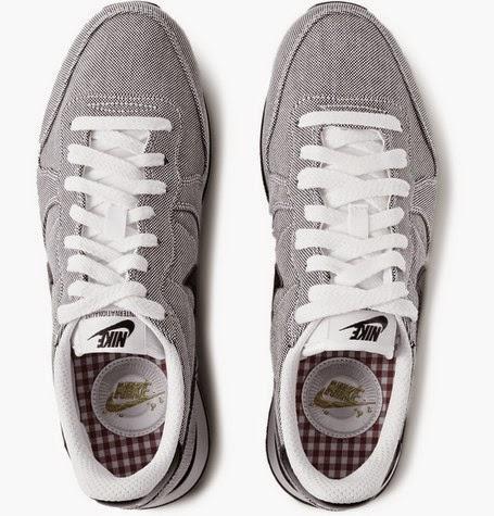 38f63a295ba1 Summer Days Of Grey  Nike Internationalist Premium Canvas Sneaker ...