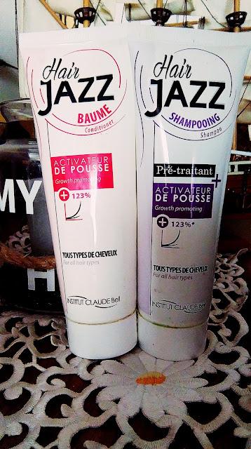 Hair Jazz -szampon i odżywka recenzja