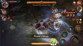 Team Guardian game nhập vai chặt chém cực đã cho Android, iOS