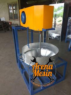 Alat pemasak kumbu bakpia