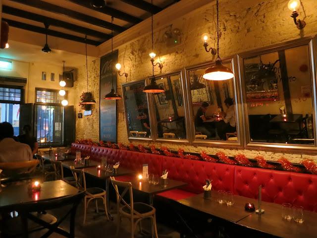 Noti Restaurant and Bar