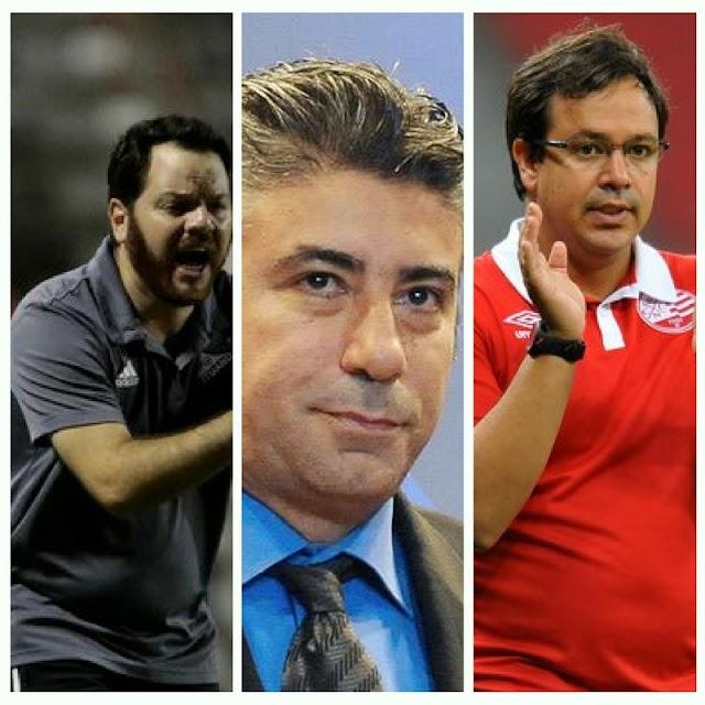Quem será o treinador no ano do centenário?