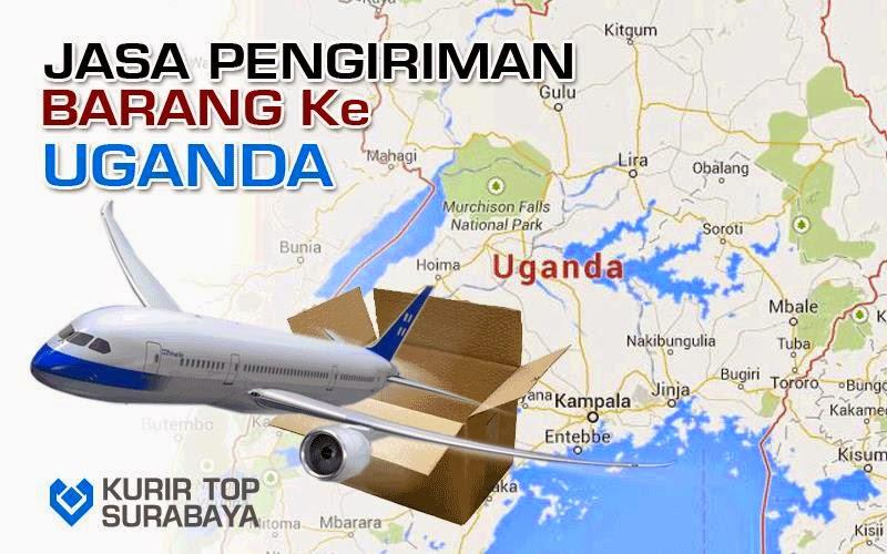 JASA PENGIRIMAN LUAR NEGERI | KE UGANDA