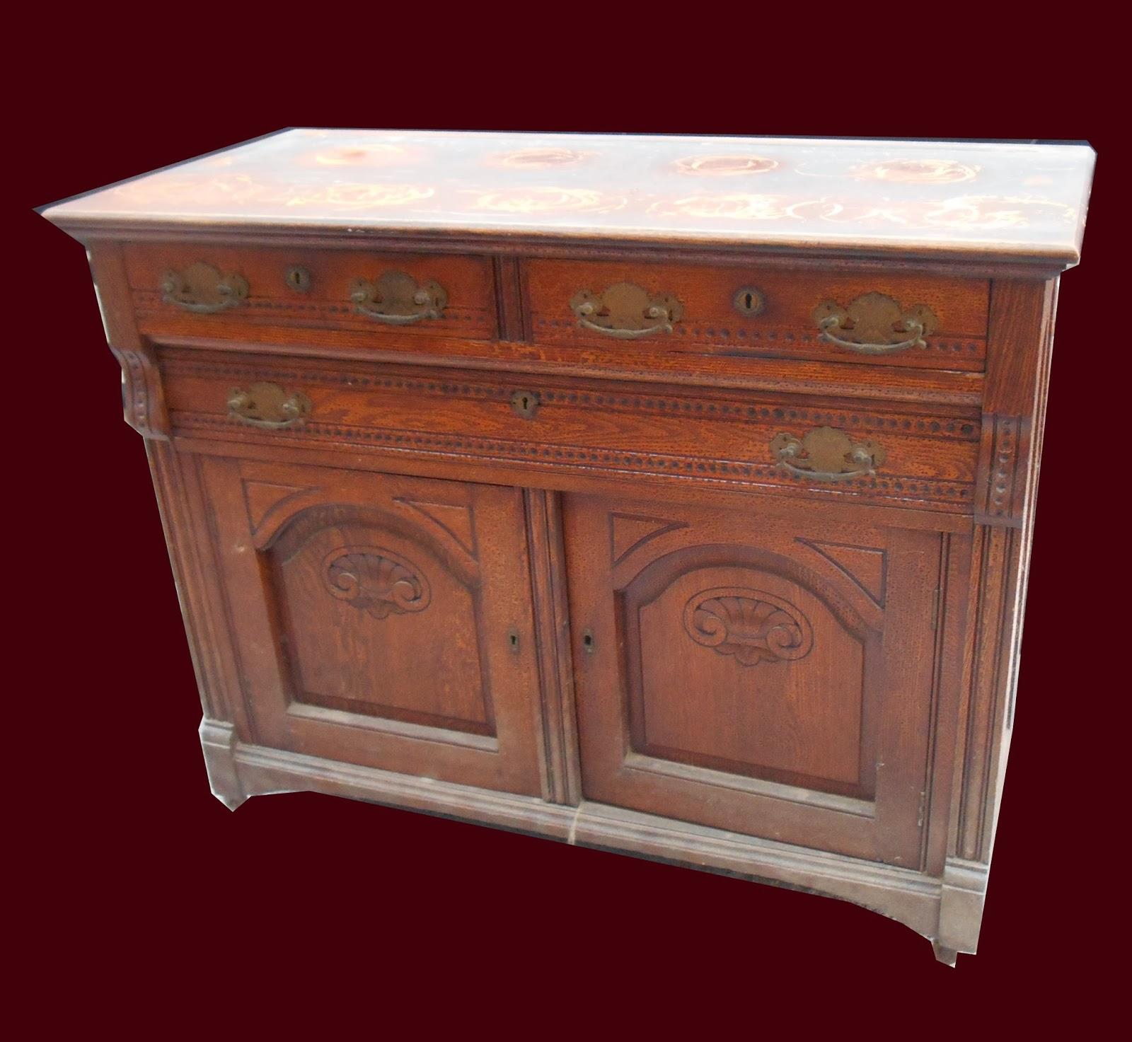 Uhuru Furniture Amp Collectibles Eastlake Buffet Sold