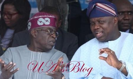 Ambode vs Sanwo-Olu: What Buhari And I Discussed Yesterday In Aso Rock - Tinubu