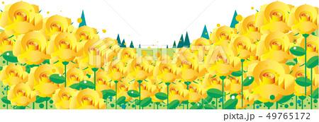 薔薇,薔薇の背景,背景,背景イラスト,フッター,ヘッダーイラスト,WEB素材,WEBバナー素材,父の日,黄色いバラ,白バック,コピースペース,ベクター,花,花畑,イラスト,季節の花,満開,花びら,植物,かわいい,黄色,プレゼント,バラ,素材,風景,ばら,ヘッダー,バックグラウンド,感謝,イベント,背景素材,イラストレーション,花束,夢,グラフィック