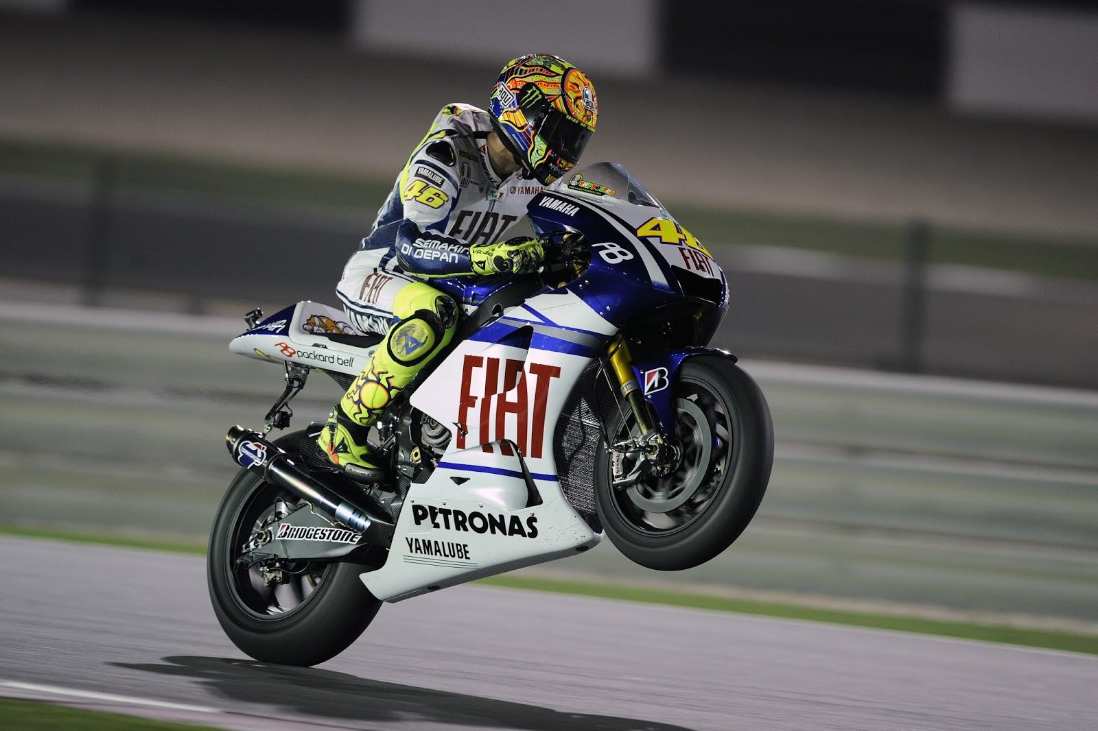 Gambar Motor MotoGP Valentino Rossi Tahun 19962016