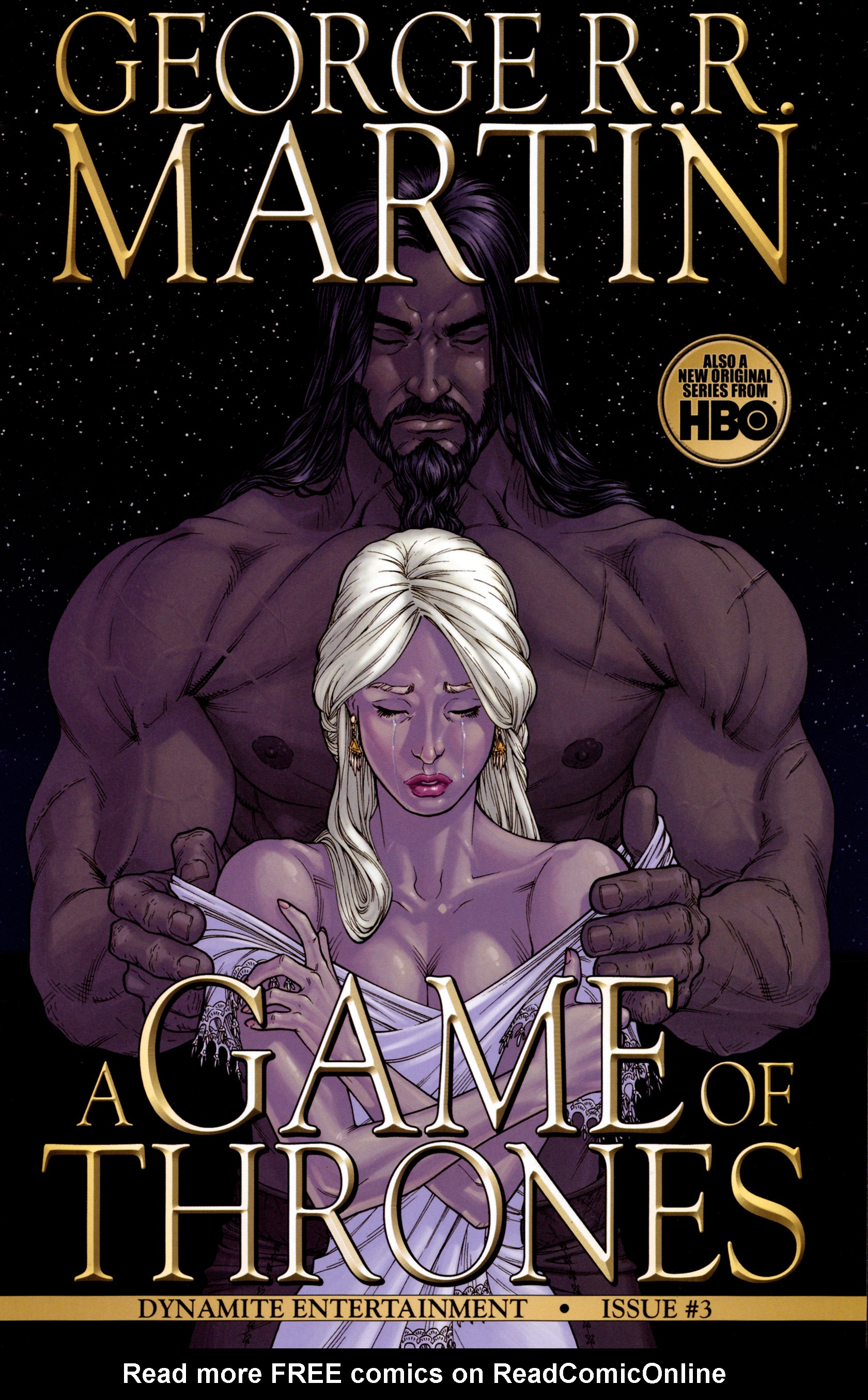 Read online A Game Of Thrones comic -  Issue #3 - 1