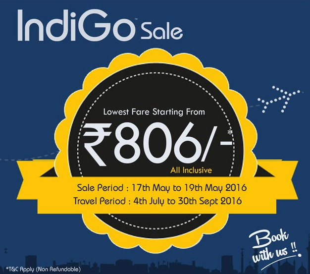 Indigo Sale....Sale.... Airfare Sale...Deal...Best Discounted Airfare www.aksharonline.com, akshar infocom, 8000999660, 9427703236, 07927665284